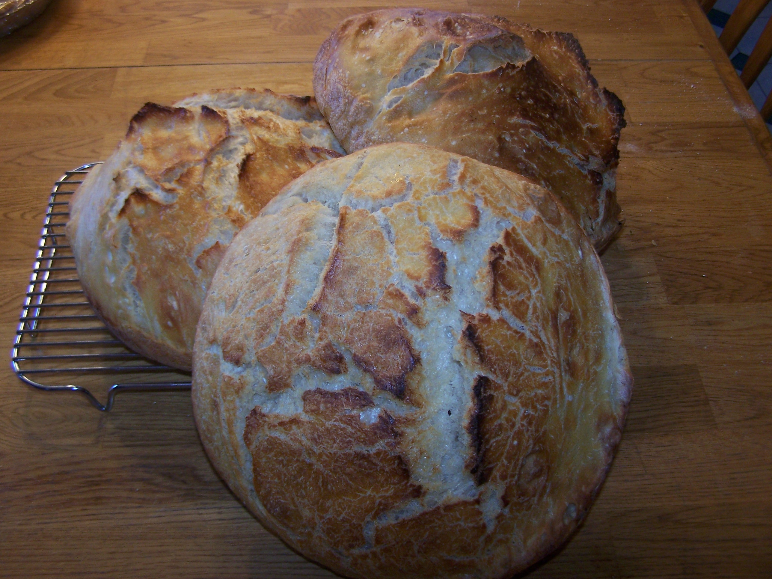 Sourdough Bread now on Instructables