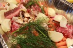 Hearty Homemade Beef Stock