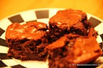Chocolate Chile Brownies